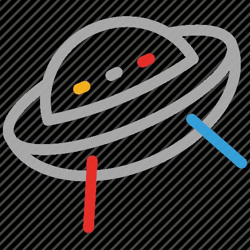 alien, space, spaceship, ufo icon
