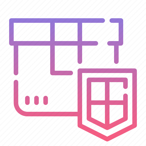 package, product, protect, security icon