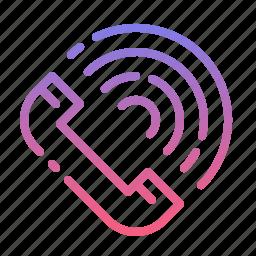 call, center, contact, service icon