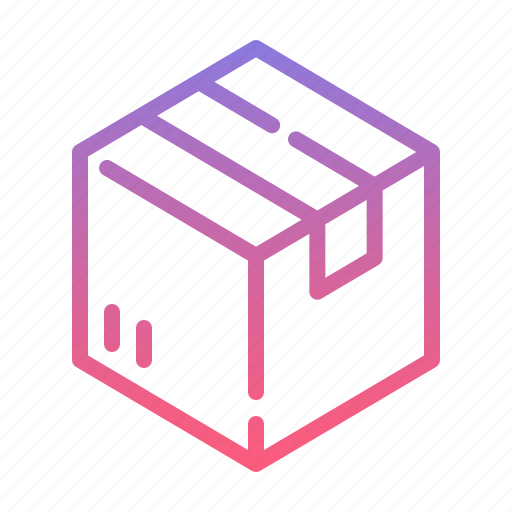 box, delivery, package, packaging icon