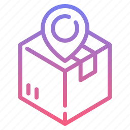 shipment, shipping, tracking, transport icon