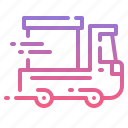 delivery, transfer, transport, transportation icon