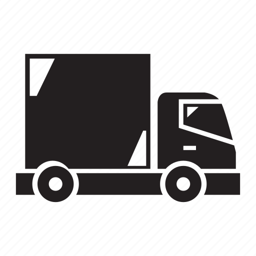 car, cargo, delivery, transport, truck, vehicle icon