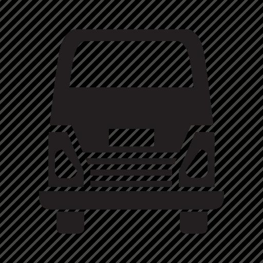 car, transport, van, vehicle icon