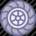 auto, car, wheel icon