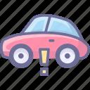 auto alert, car, car alert, car warning icon