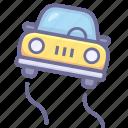 auto, car, esp icon