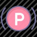auto parking, car, car parking, parking icon