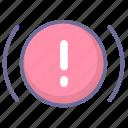 car, car alert, car warning icon