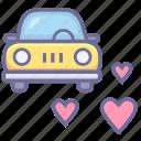 auto experience, car, car experience icon