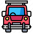 automobile, car, classic, transport, transportation, vehicle icon