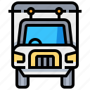 automobile, car, dump, transport, transportation, truck, vehicle icon