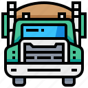 automobile, car, heavy, transport, transportation, truck, vehicle icon