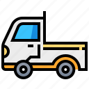 automobile, car, mini, transport, transportation, truck, vehicle icon