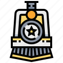 automobile, car, old, train, transport, transportation, vehicle icon