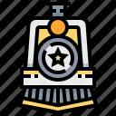 automobile, car, old, train, transport, transportation, vehicle icon