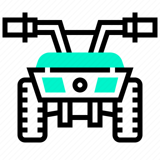 atv, automobile, car, transport, transportation, vehicle icon