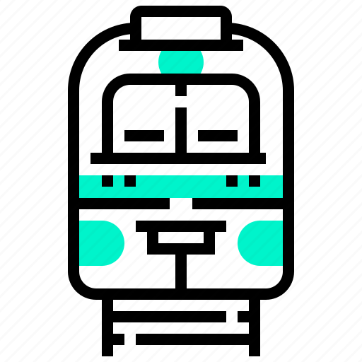 automobile, car, train, transport, transportation, vehicle icon