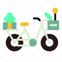 bicycle, exercise, transport, transportation icon