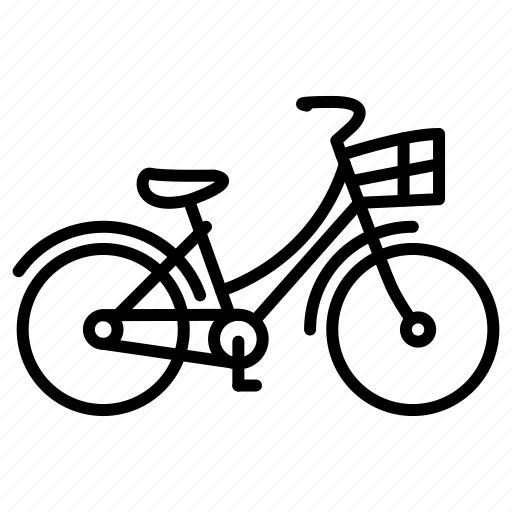 Bicycle, bike, cycle, transportation icon - Download on Iconfinder