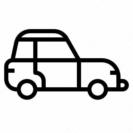 car, hatchback, transporters, vehicle icon