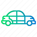cars, sedan, transport, vehicle icon