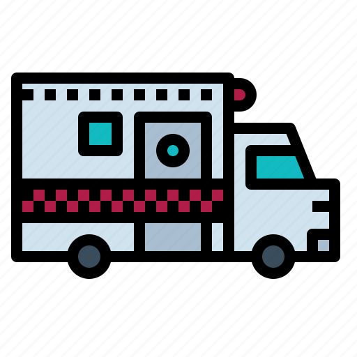 Ambulance, automobile, emergency, healthcare, medical icon - Download on Iconfinder