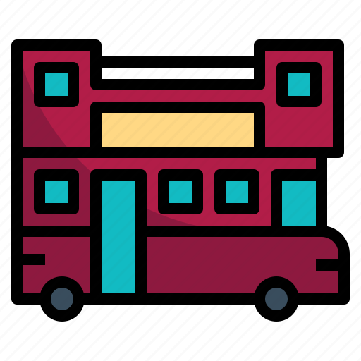 Automobile, bus, public, school, transport icon - Download on Iconfinder