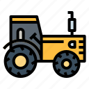 engine, farm, farming, gardening, tractor icon