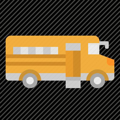 Bus, school, transport, transportation, vehicle icon - Download on Iconfinder
