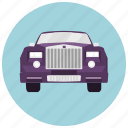 car, expensive, front, transportation, vehicle icon