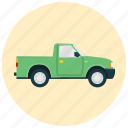 car, pickup, transportation, truck, vehicle icon