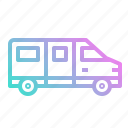automobile, car, transportation, van, vehicle icon