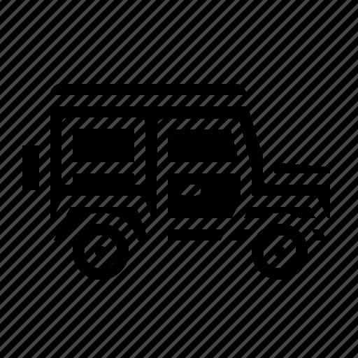 Automobile, car, transport, van, vehicle icon - Download on Iconfinder