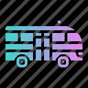automobile, minibus, public, transport, transportation