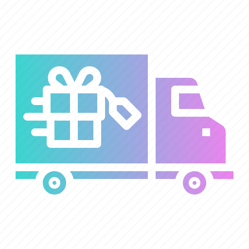 Delivery, logistics, shipping, transport, truck icon - Download on Iconfinder