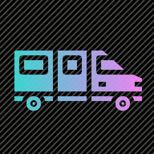 Automobile, car, transportation, van, vehicle icon - Download on Iconfinder