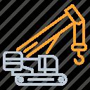 building, construction, crane, industy, transportation