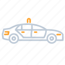 auto, automobile, taxi, transportation icon