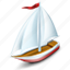 boat, sailing, ship icon
