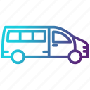 auto, delivery van, transportation, travel, van icon