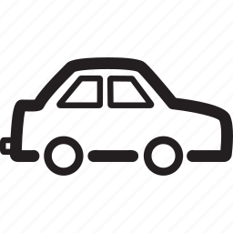 car, road, street, transportation, vehicle icon