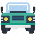 car, jeep, land, motor, off road, rover, transportation icon