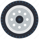 car, motor, transportation, tyre, wheel icon