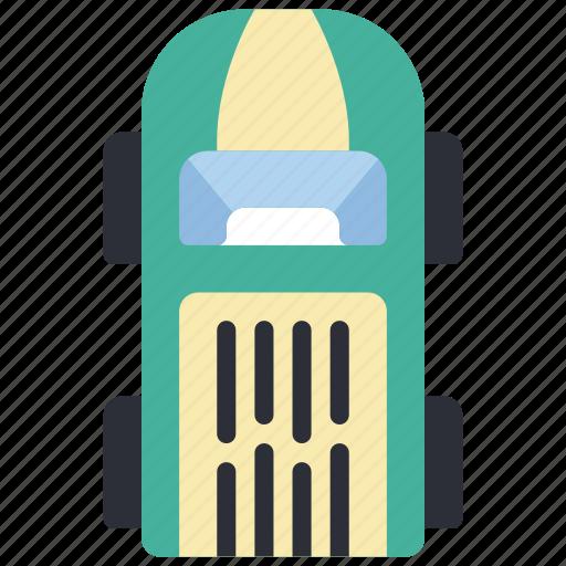 drive, motor, top, transportation, van, vehicle icon