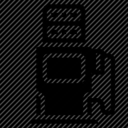 motor, petrol, pump, transportation, vehicle icon