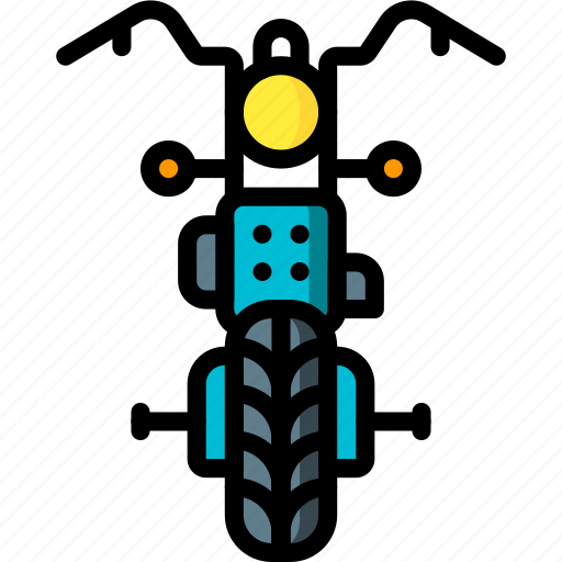 car, motor, motorbike, transportation, vehicle icon