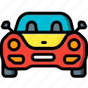 car, motor, sports, transportation, vehicle icon