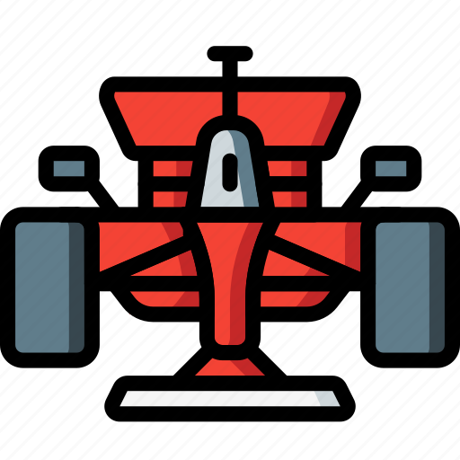 car, formula, motor, racing, transportation, vehicle icon