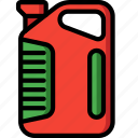 can, car, carparts, motor, petrol, transportation, vehicle icon